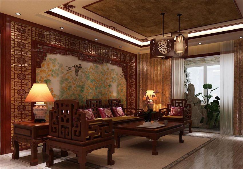 豪宅别墅装修设计尽显雍容华贵