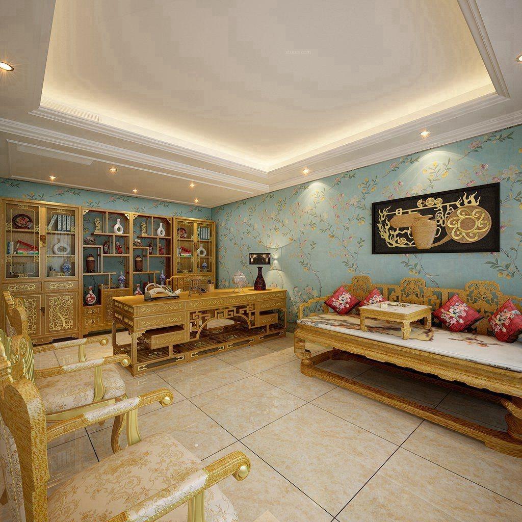 西山壹号院装修案例由尚层别墅装饰设计