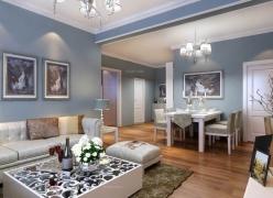8万打造巨化朗域120平米简约风格两居室