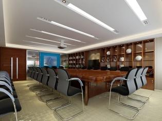 新城国际办公室装修
