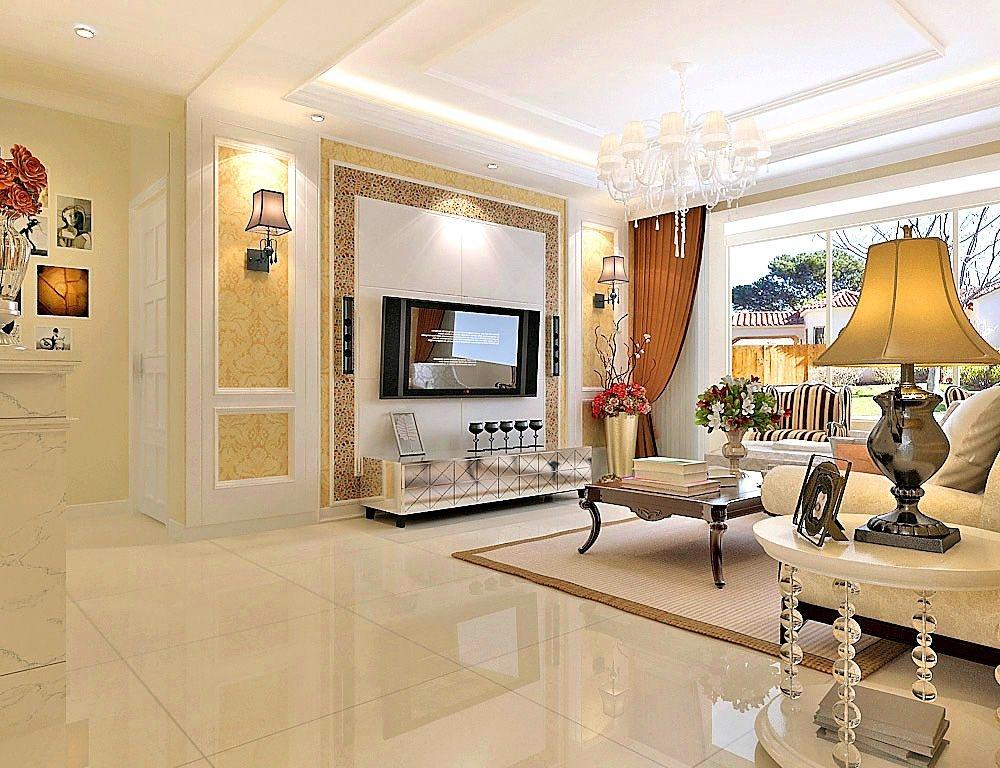 中海国际社区现代欧式风格