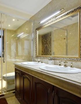 家庭卫生间装修效果图图片