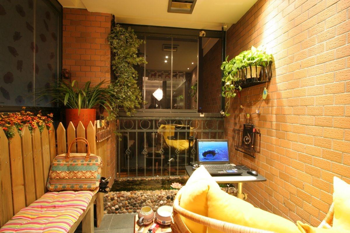 小阳台设计