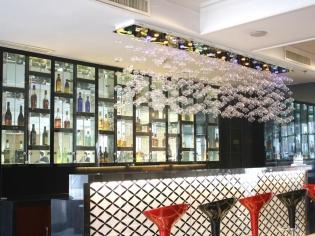 咖啡馆吧台设计