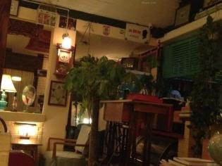 文艺咖啡馆设计