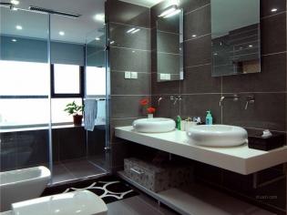 绿地国际博117平三居室新古典风格