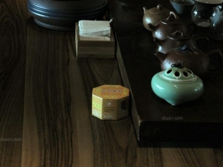 阿森设计-慢成都缩影--半工业化木酷茶楼