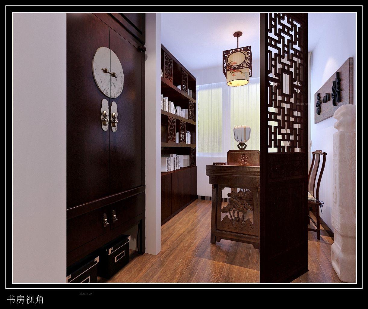 中式古典装修案例鉴赏