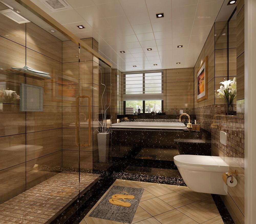 兰湖美域别墅欧式风格设计聚通装璜装修效果图