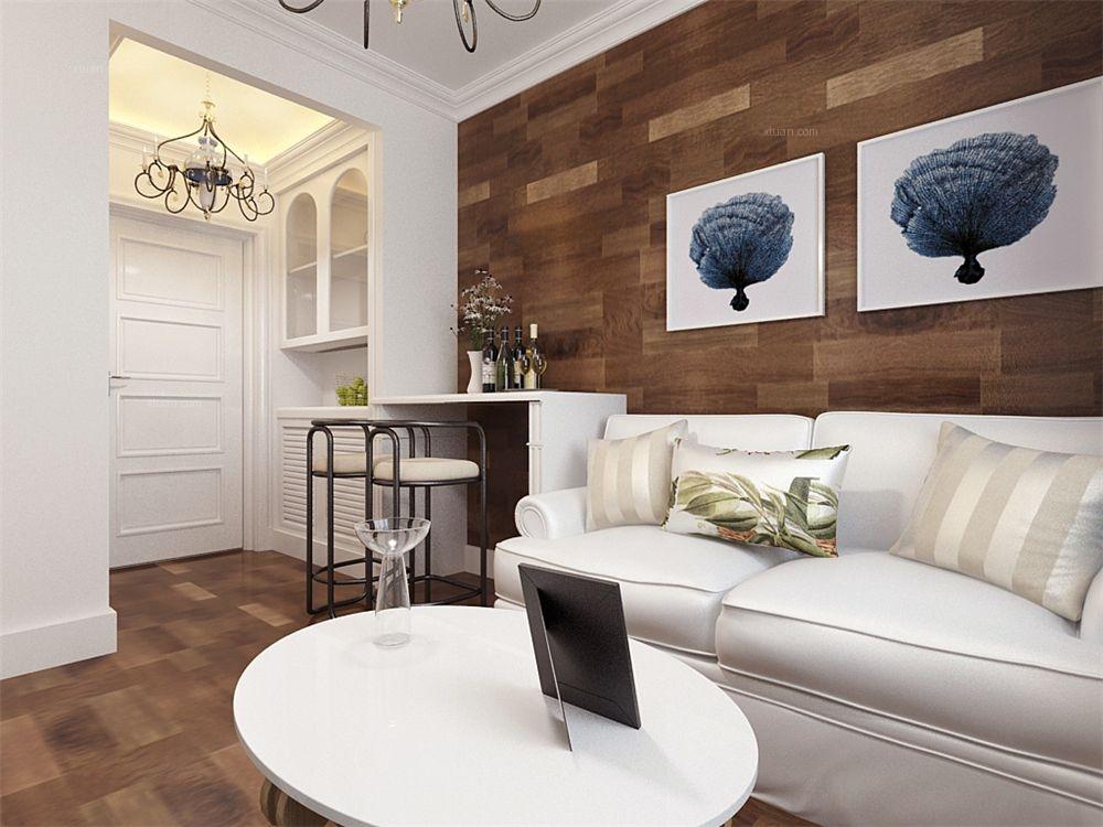 瑞家·坚果一居室巧妙设计独特