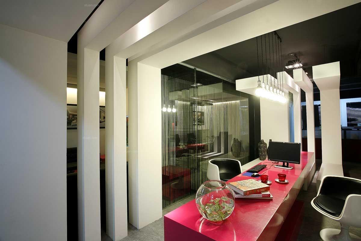 鄭州辦公室創意空間設計裝修效果圖