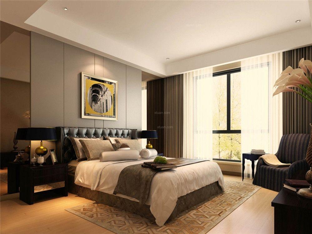 印象欧洲别墅滨江108别墅户型最新设计装修效果图图片