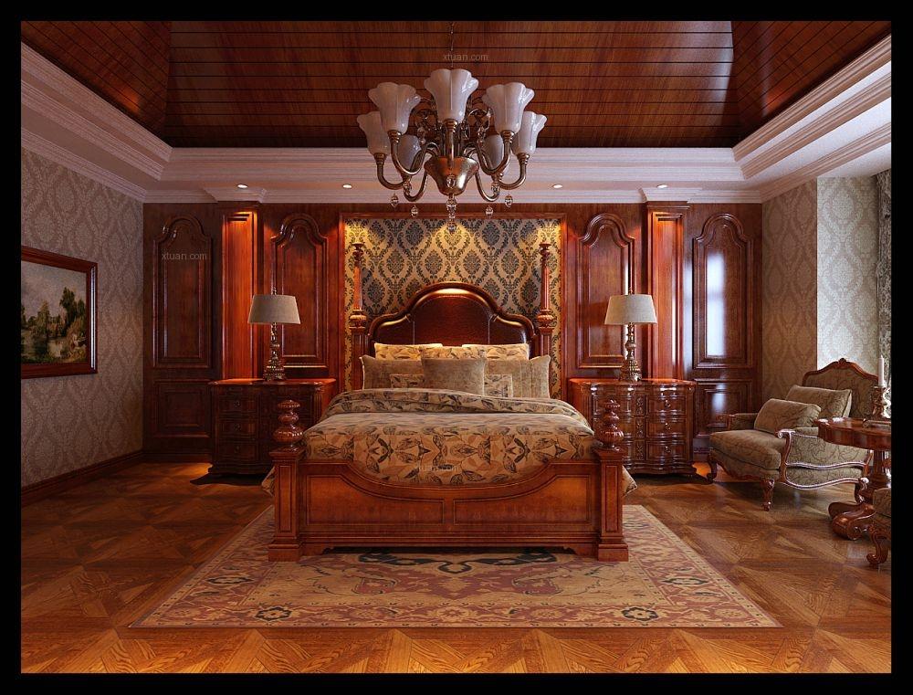134㎡美式风格装修,在精致时尚的家中享受风轻云淡的生活!