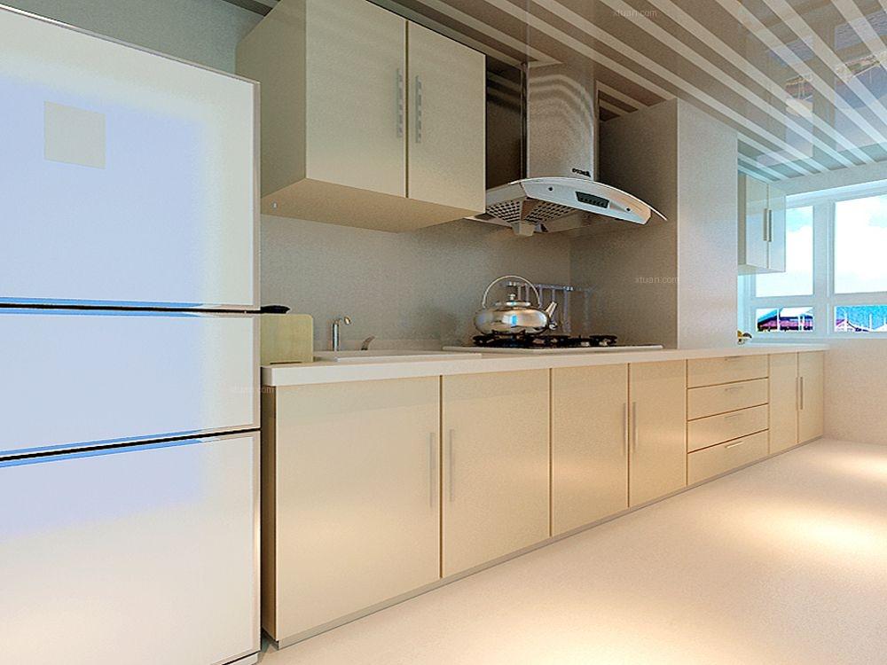 三室两厅现代风格厨房图片