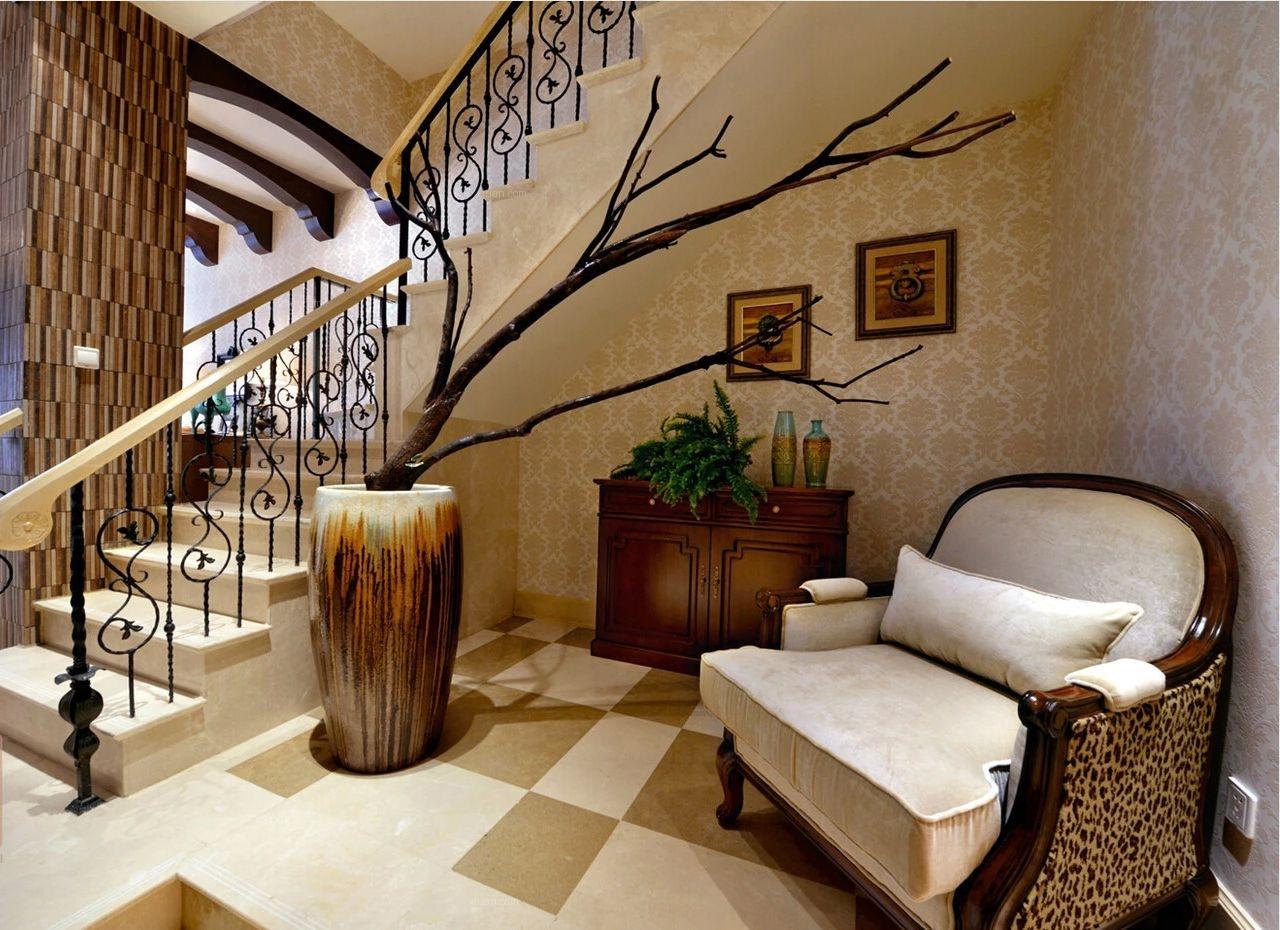 中旅国际小镇—240平美式家居,经典的美式风格室内设计!装修效果图