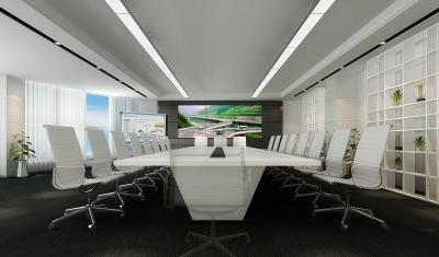 指挥中心办公空间设计