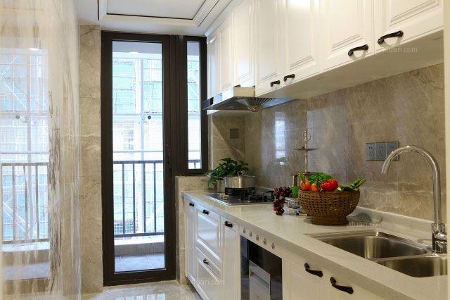 小户型欧式风格厨房图片