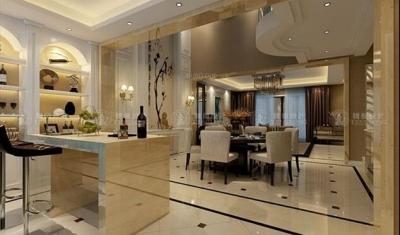 香水湾别墅户型装修设计方案展示