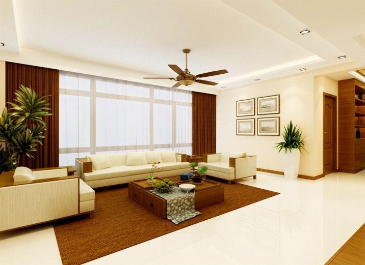 天津实创装饰—在家中享受东南亚的风情
