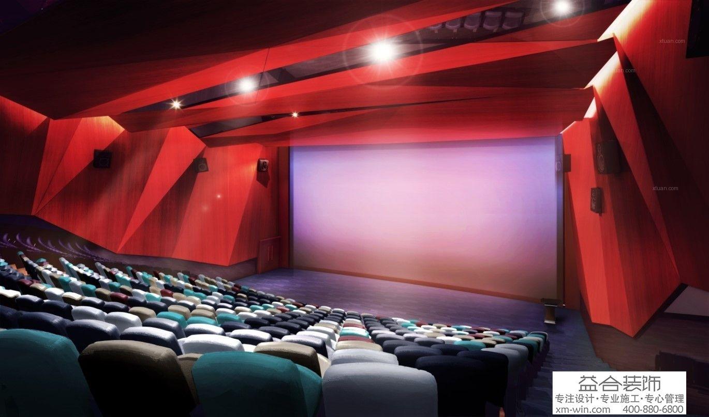 电影院(一)装修效果图