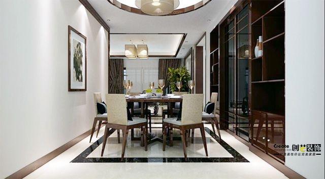 标签:餐厅四居室中式风格 设计理念:包含项目:      1.