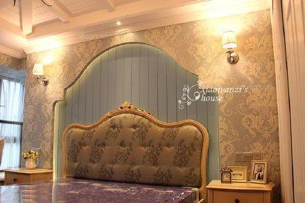 小户型法式风格卧室图片