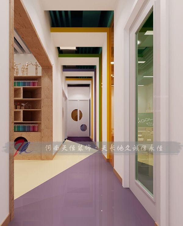 白沙幼儿园设计装修效果图