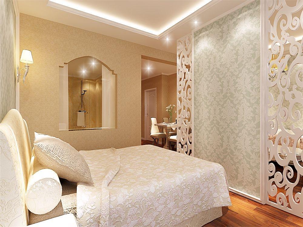 两室两厅欧式风格主卧室