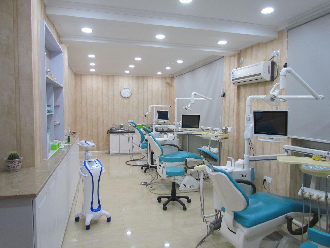 成都专业牙科诊所设计装修效果图