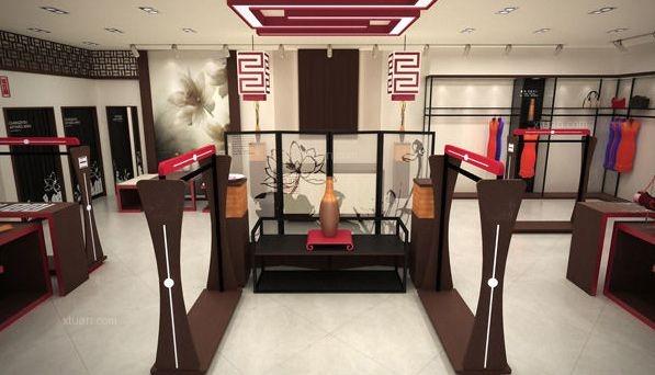 中式风格店面装修
