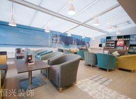 咖啡馆——深圳恒兴装饰