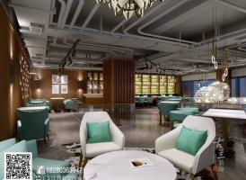 【卡莫咖啡厅】成都咖啡厅设计|成都咖啡厅装修公司