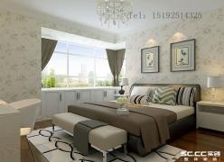 金地悦峰138平三居室现代简约装修设计,温馨怡人之居!