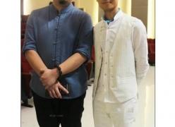 东营设计师孙涛拜访学习多为著名设计大师