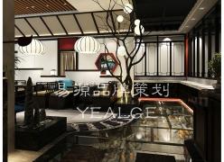 惠州店面设计 惠州连锁店面设计 专卖店面设计
