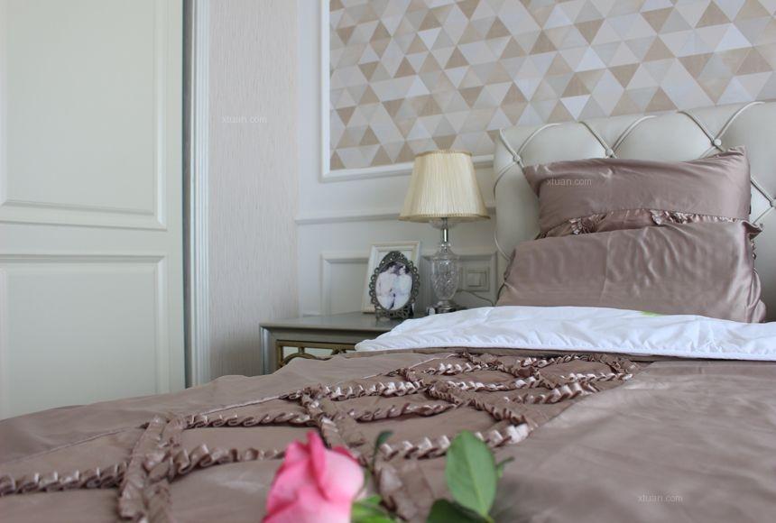 中诚嘉汇175平四居室现代美式风格案例