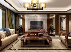【西安城市人家】退休老人的暮年之家——139平米中式