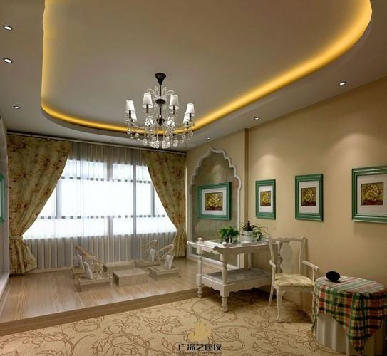 深圳美容会所装修设计案例-里花水美容体验中心-广深艺建设