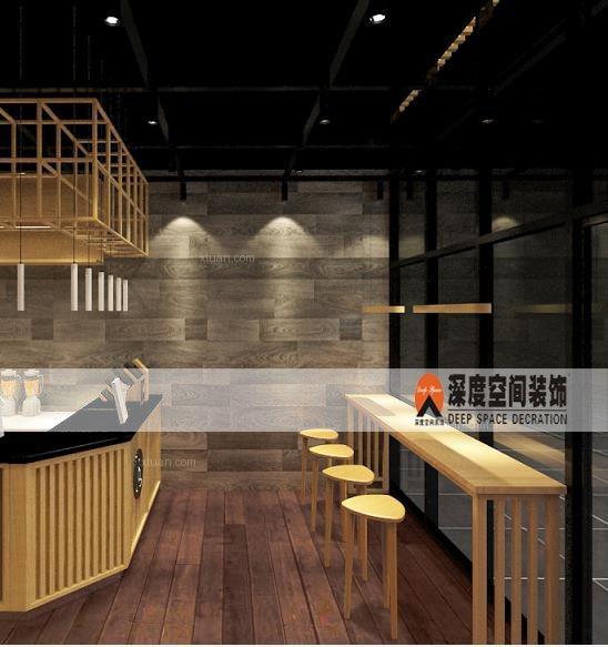 万汇城知名奶茶店