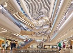 天霸设计助力黑龙江商贸城装修设计客户获得差异化装修效果