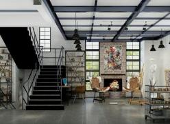 东方夏威夷别墅项目装修现代简约时尚风格