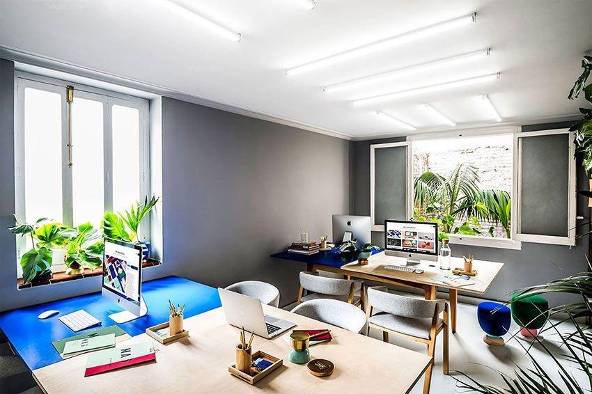 合肥办公室设计与企业文化息息相关