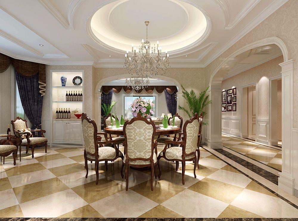 凯迪澳澜湾别墅装修欧式风格设计