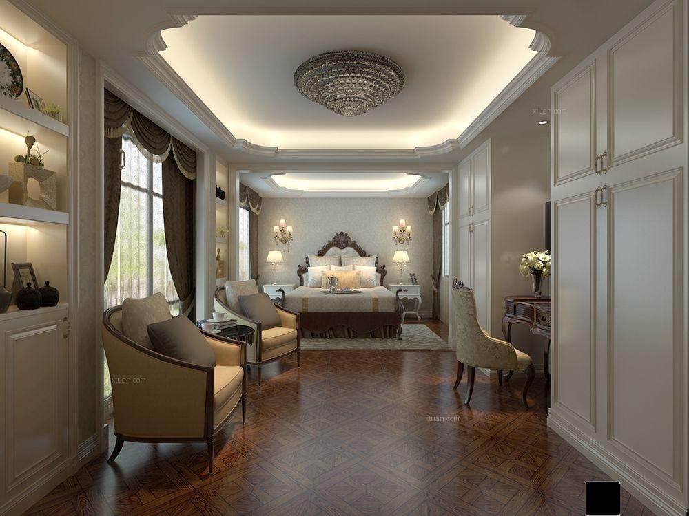 浦江颐城晶寓别墅装修设计案例