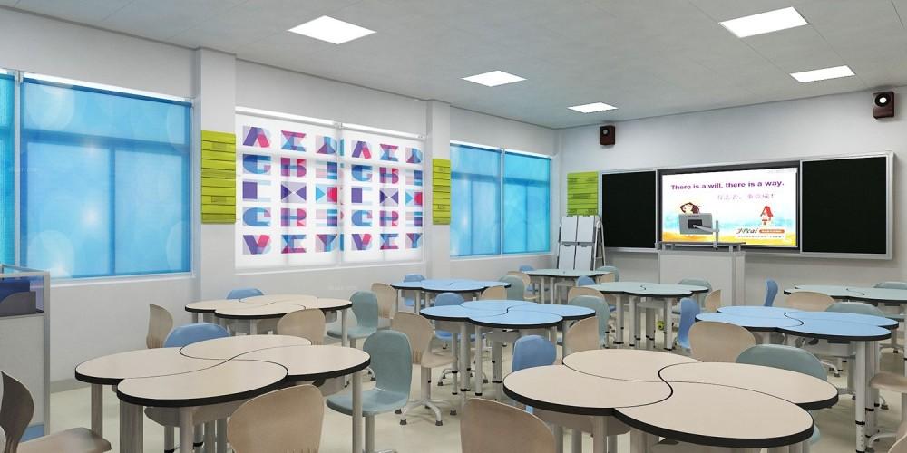 中学活动室实验室