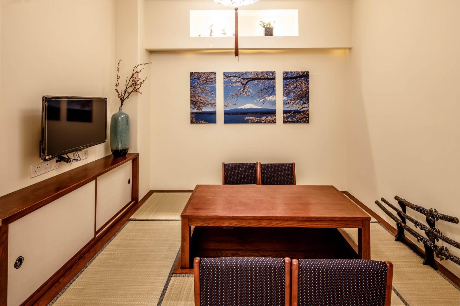 天和尚海格调别墅装修设计案例