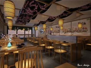 南京食之秘主题餐厅设计给你网红的极品