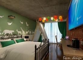 舟山民宿装修设计公司自然与建筑的融合统一