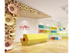 杭州创艺宝贝早教中心设计