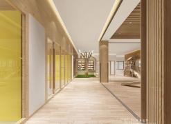 卓蒙国际早教中心设计
